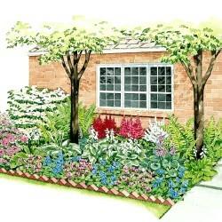 Garden, Foundation Shade