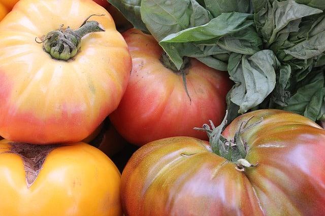 Heirloom, Off Beat Vegetables