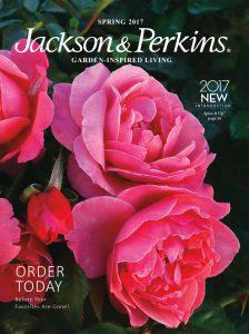 Jackson Perkins Garden Catalog