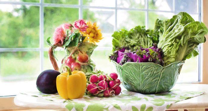 FRESH VEGGIES  - Gardening