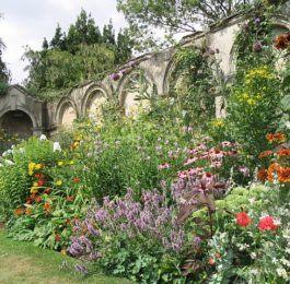 The Herbaceous Garden