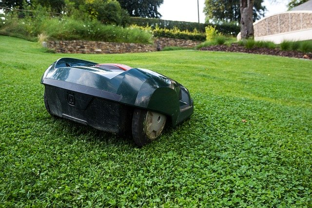 lawn mower battery obot
